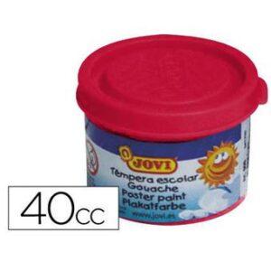 JOVI Tempera 35 ml Bermellon (rojo) 503/07-1