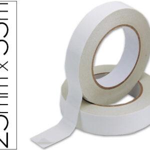 CINTA ADHESIVA DOBLE CARA 33 m x 25 mm Q-CONNECT KF02221