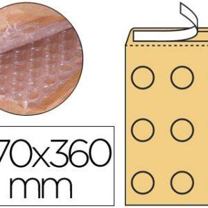 Q-CONNECT Sobre burbujas crema h/5 270 x 360 mm.