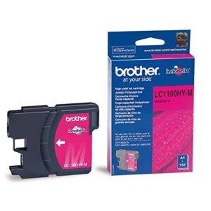 BROTHER Cartuchos Inyeccion Magenta LC1100HYM