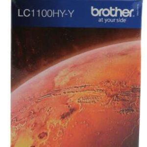 BROTHER Cartuchos Inyeccion LC1100HY-Y Amarillo LC1100HYY