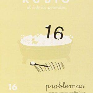 RUBIO CUADERNO PROBLEMAS Nº 16 PR-16