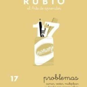 RUBIO CUADERNO PROBLEMAS Nº 17 PR-17