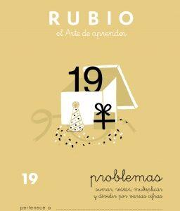 RUBIO CUADERNO PROBLEMAS Nº 19 PR-19