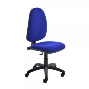 ROCADA Silla oficina RD-930 tela ignifuga color azul