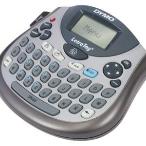 DYMO Rotuladora Letratag LT100 teclado qwerty