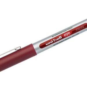 UNI-BALL Roller UB-150 Rojo Trazo 0,3mm Tinta liquida UB-1500400