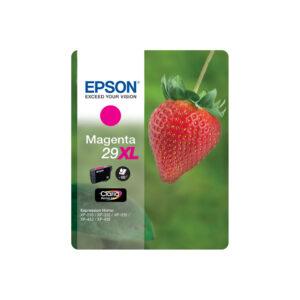 EPSON cartucho inyección magenta 6,4ml 450 páginas 29XL XP-235/332/335/432/435 C13T29934012