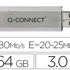 MEMORIA FLASH USB 64GB 3.0 Q-CONNECT