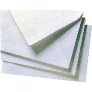 GALLERY Sobres Caja 100 ud 90×140  Registro Blanco 120 G Humectable