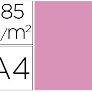 GUARRO CANSON cartulina IRIS Rosa chicle a4 185 gr