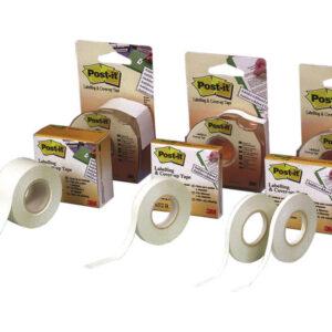 POST-IT Portarrollo cinta adhesiva para ocultar 25 mm x 18 m